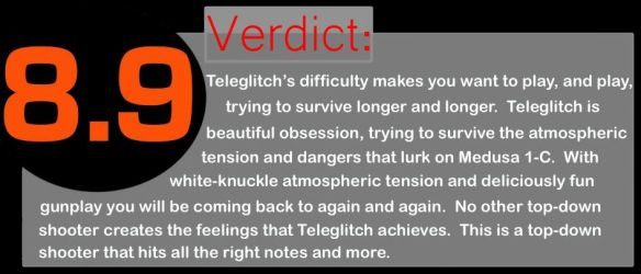 Verdict Plain Graphic Teleglitch