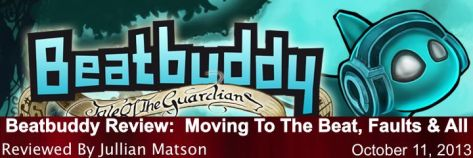 BeatBuddy Title Card Graphic