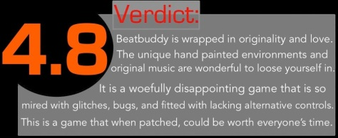 Beatbuddy Verdict Graphic