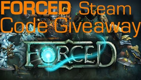 FORCED Giveaway