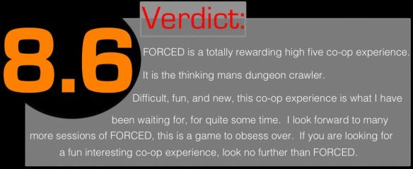 FORCED Verdict Graphic