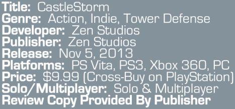 CastleStorm Info Graphic