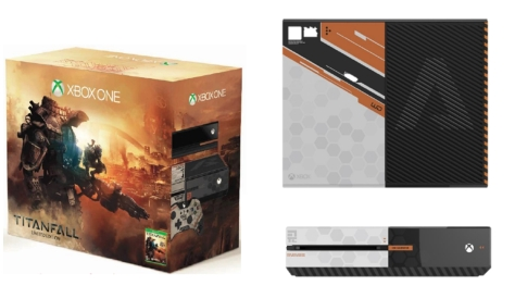 Titanfall-Xbox-One-Console