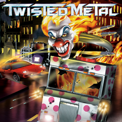 Twisted Metal (PS3, PS Vita, PSP)