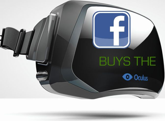 Facebook Acquires Oculus VR