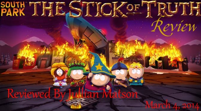 South Park The Stick of Truth Review: Respect My Authoritah!